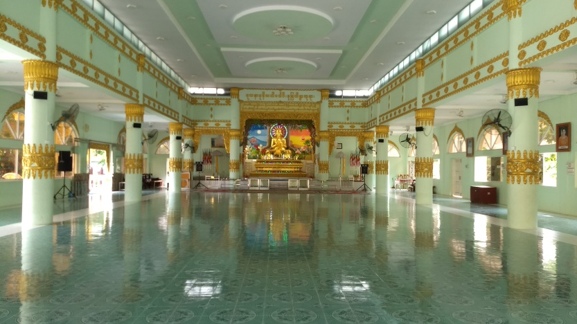 Golden Buddha 2 room