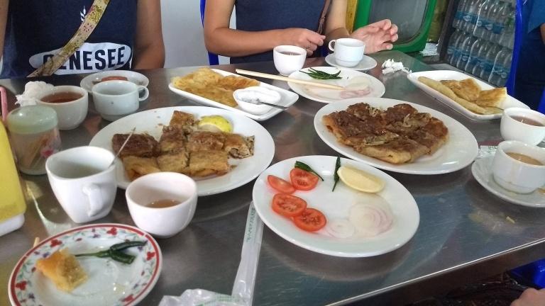 Tea Shop Breakfast