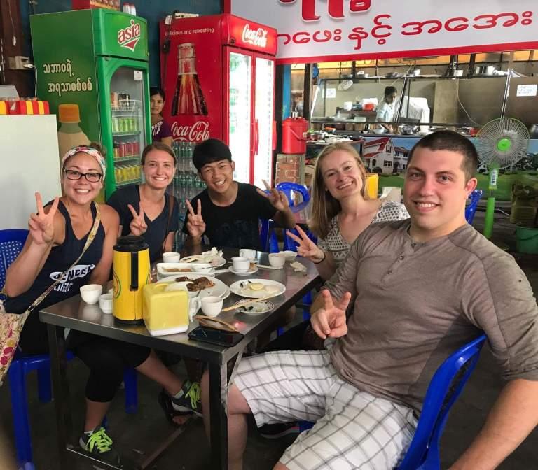Teac Shop Group Photo